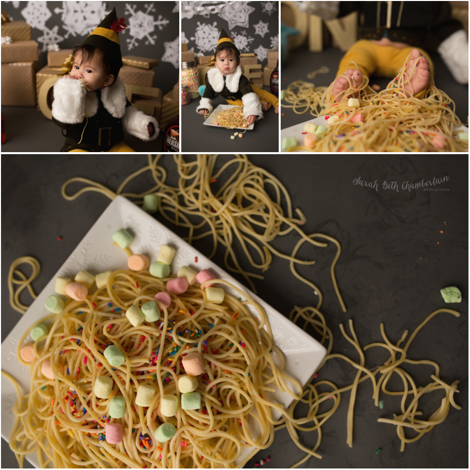 Spaghetti Smash Session | Buddy the Elf