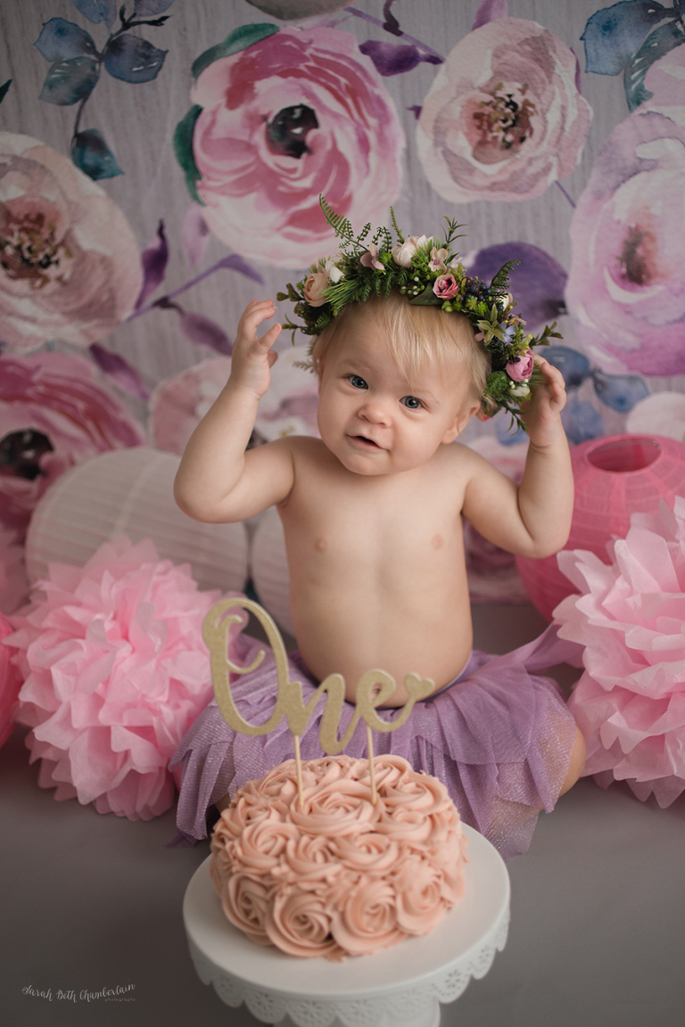 Kennedy | Cake Smash Photos | Las Vegas Baby Photographer | Family Photography | Portrait Studio | Centennial Hills | Birthday Pictures | First Birthday