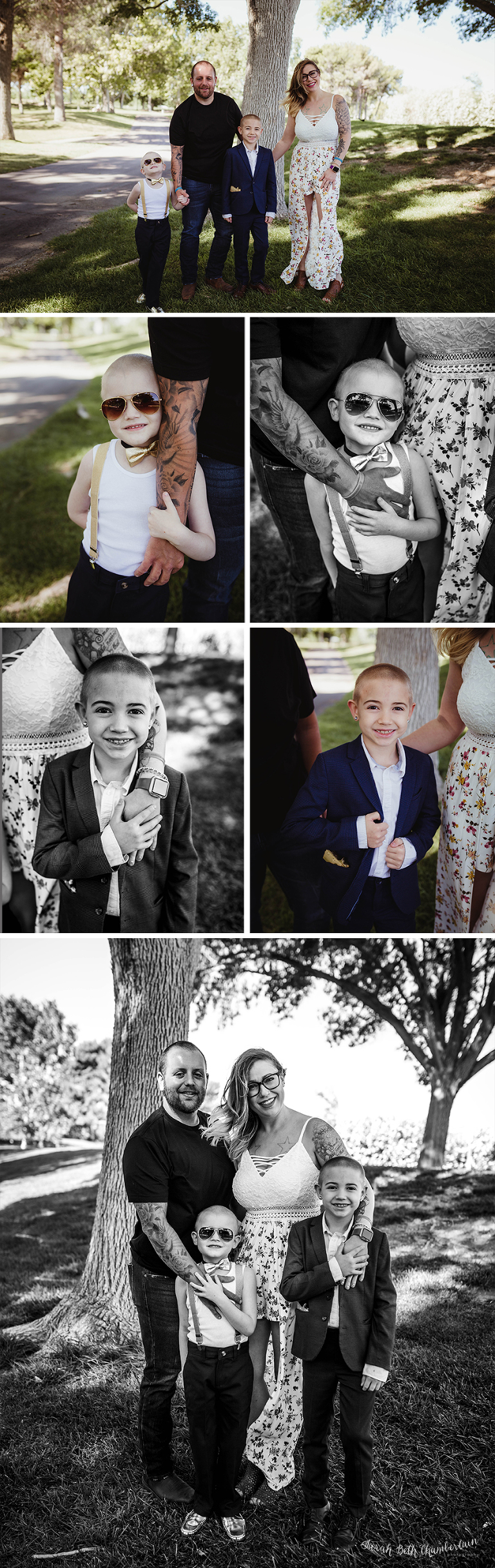 Leukemia Fighter | Las Vegas Family Photographer | The Gold Hope Project | Volunteer Photographer | Childhood Cancer | Mother and Son