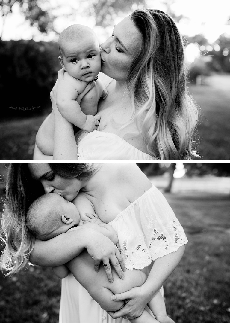 Susan and Theodore {Breastfeeding Photography} | Las Vegas Family Photographer | Motherhood Photos | Mommy & Me | Skin-to-skin | Nursing Photos