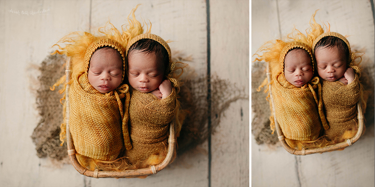 Las Vegas Newborn Photographer | Baby Photography | Posed Newborn | Baby Girl | Baby Portrait Studio | Siblings | Twins | Twin Boys
